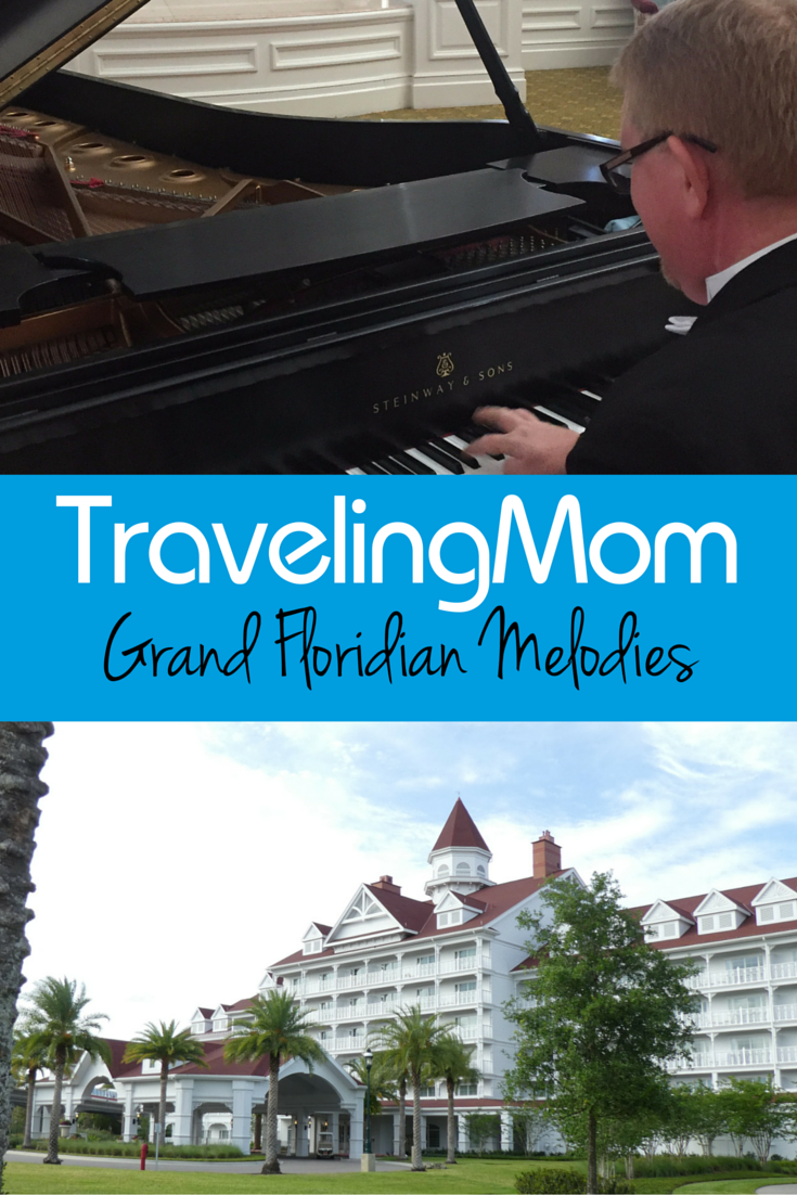 Grand Floridian sounds and sights