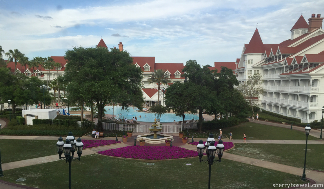 The Grand Floridan in a nutshell: Victorian charmer, poolside play and sophisticated style