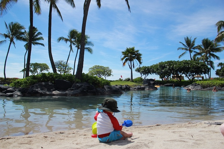 Five Reasons the Grand Hyatt Kauai is Right For Traveling with a Baby (and a Few Tips)