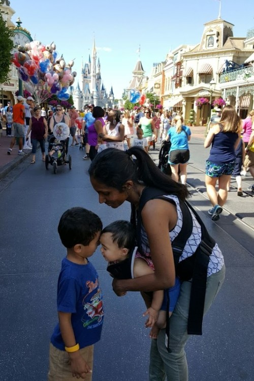 What to do on a Walt Disney World Vacation with a baby
