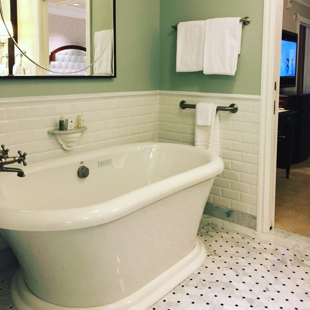 Want a little more luxury? The Villas at Disney Grand Floridian offer more living space and a kitchen. Walt Disney World Resort,