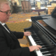Piano man at the Grand Floridian Resort