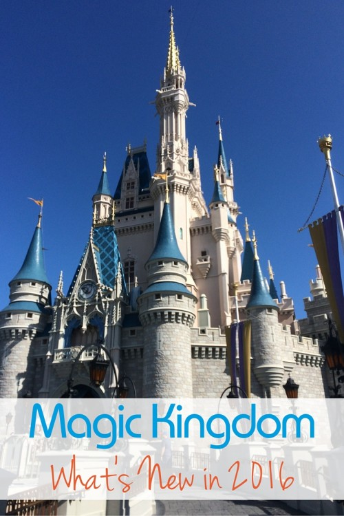 What's New in Magic Kingdom