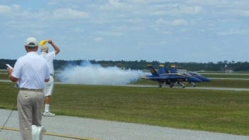 Blue Angels, Free in Florida, Airshows, Military Airshows