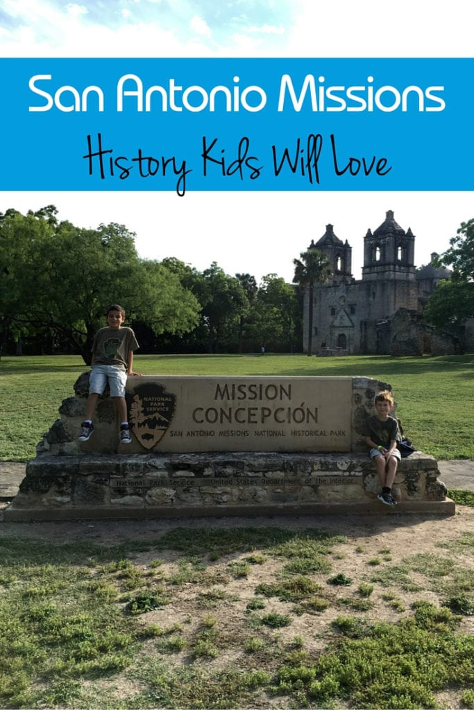 The San Antonio Missions have kids climbing through history that they are sure to remember. UNESCO World Heritage Site, Texas,