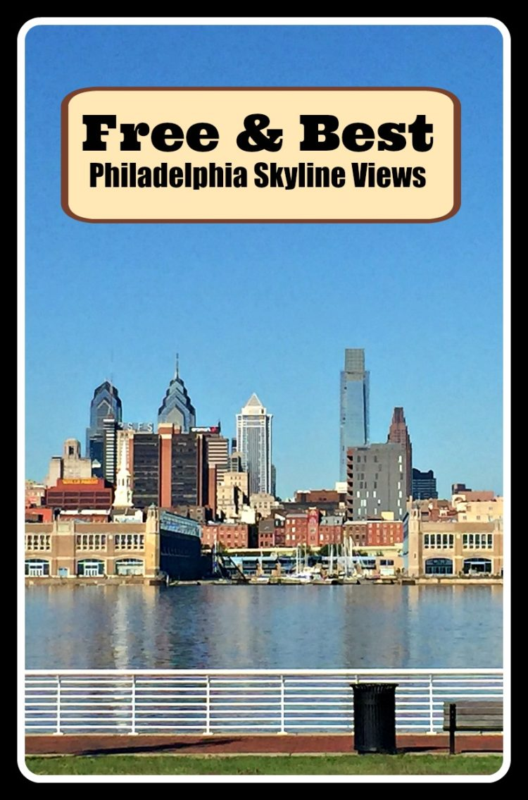 8 great views of the Philadelphia skyline - 6 for free!