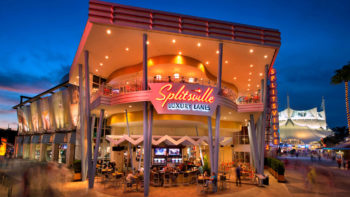 Rock N Roll Out Splitsville Luxury Lanes Disney Springs