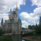 Cinderella's Castle in the Magic Kingdom
