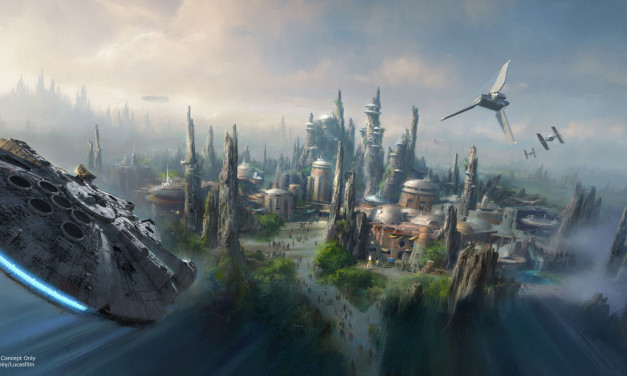 A Whole New World: Star Wars Land Coming to Disney Hollywood Studios