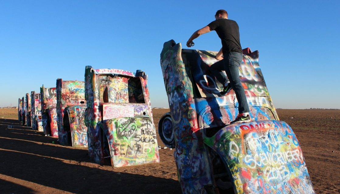 Exploring Roadside Attractions Along Route 66 with Teens