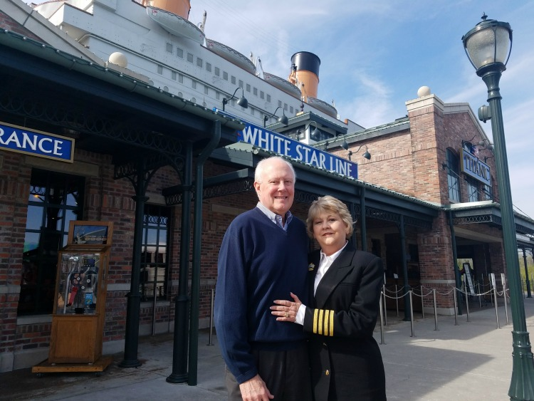 Titanic Museum Owners