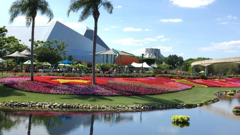 Top Reasons to Stay On-Property at WDW Epcot