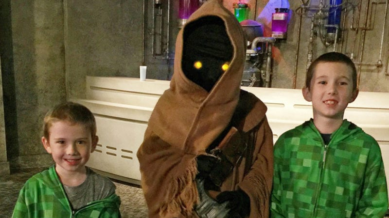 Star Wars Jawas at Disney's Hollywood Studios