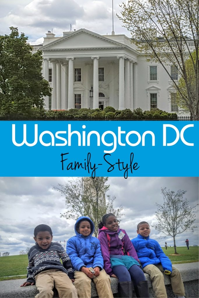 9 tips for a family friendly Washington DC trip.