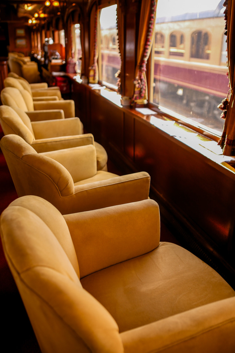 5 reasons other than the wine to take a ride on the Napa Valley Wine Train