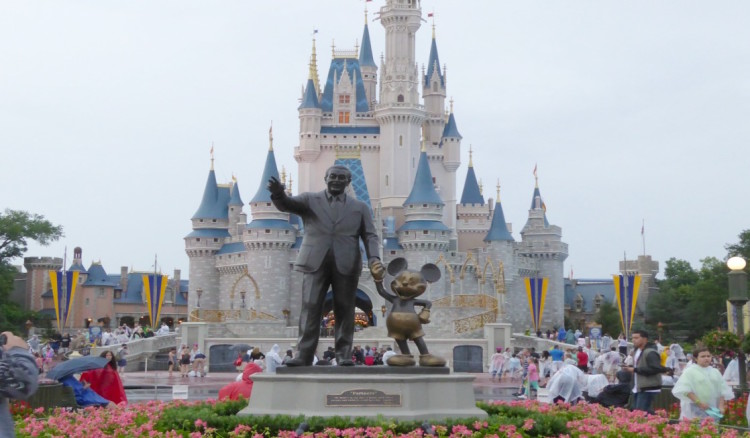 Cinderella's Castle. Photo courtesy Karen Locke/ Road Trip TravelingMom