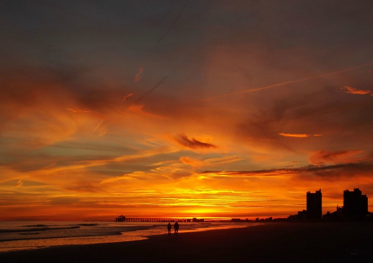 Myrtle Beach, South Carolina, Grand Strand Sunset