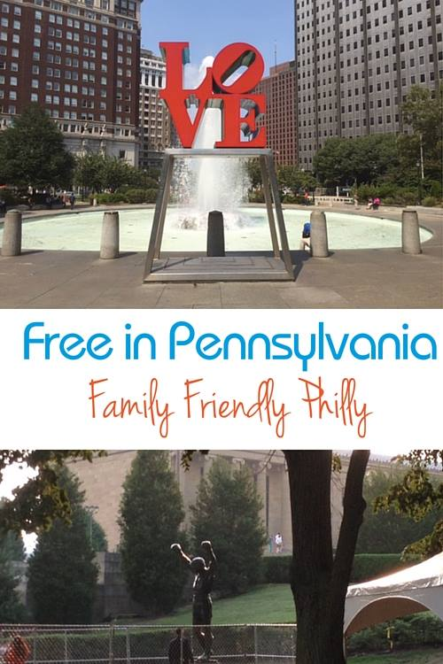 free things to do in Philadelphia pin