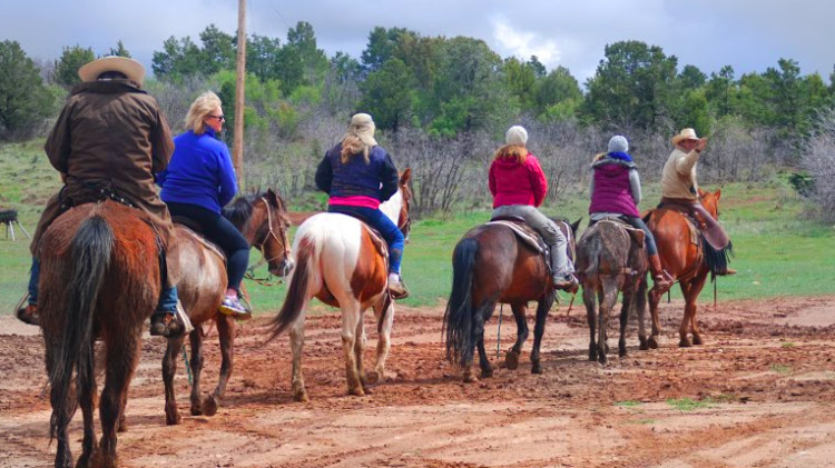 adventure retreat at Zion Ponderosa Ranch Resort