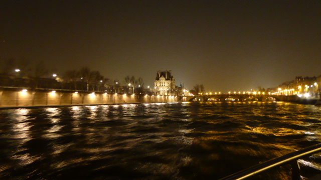 One Night in Paris: Making our Way to the Eiffel Tower & a Cruise on the Seine (Part One)