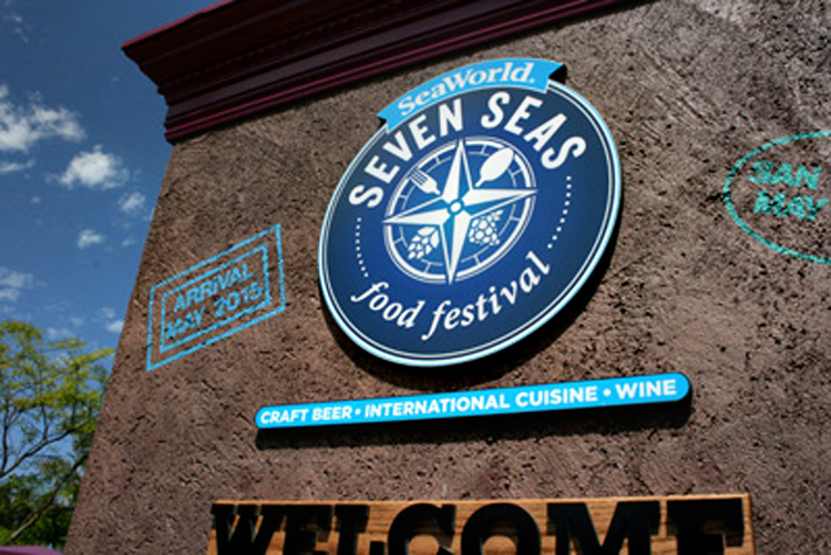 What is the Seven Seas Food Festival at SeaWorld San Diego and why should you go?