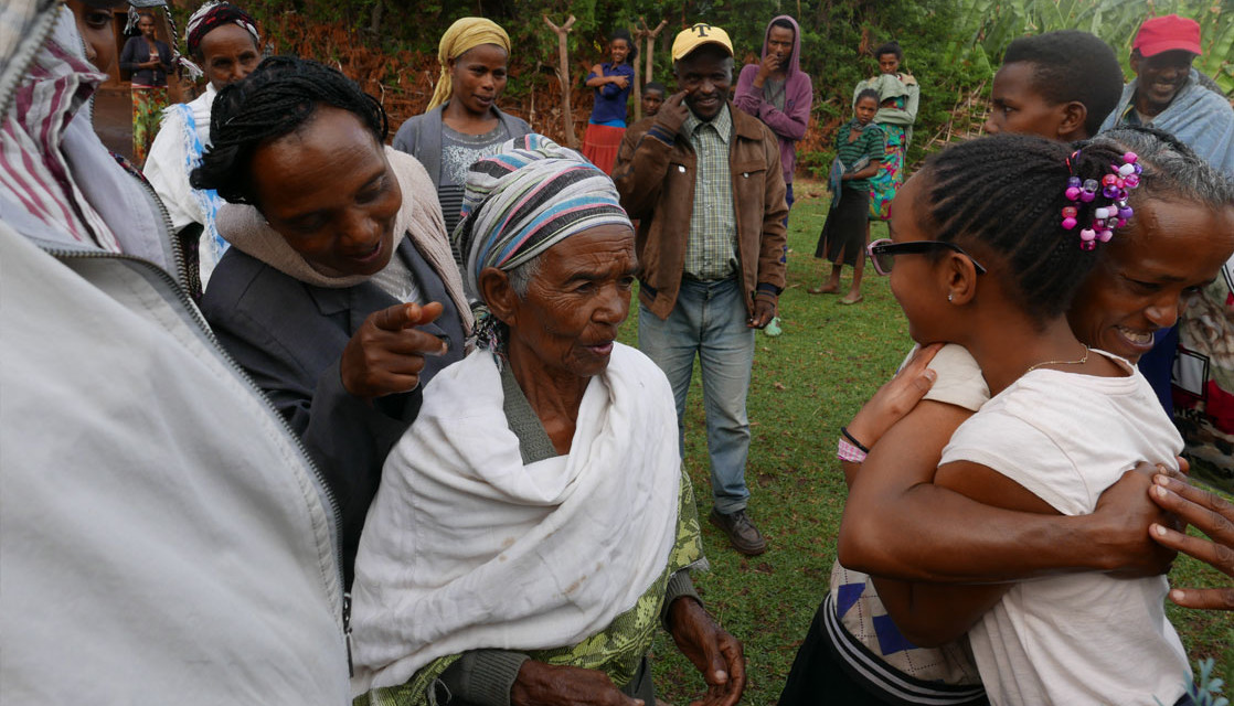 Our Tween Daughters' Emotional, Life-Changing Vist to Ethiopia