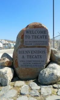 tecate rock, Tecate, Mexico