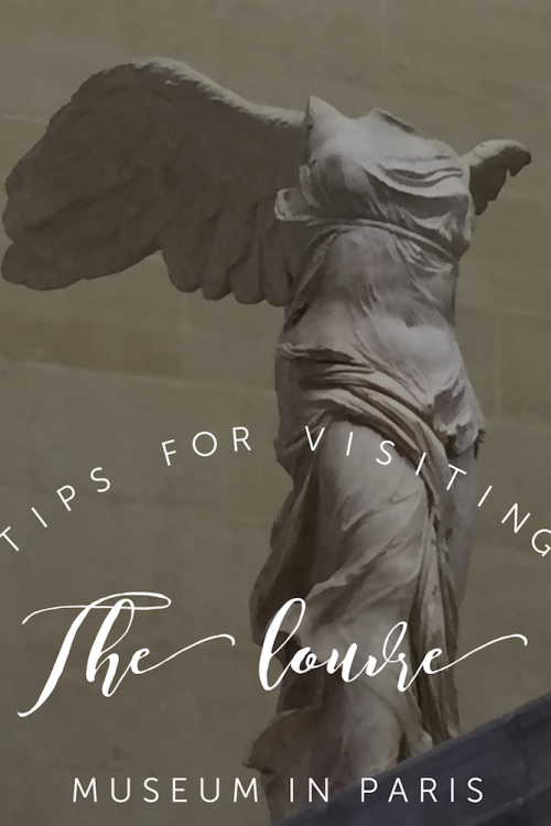 tips for louvre