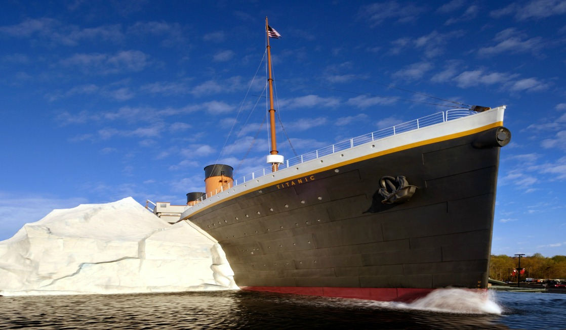 Titanic Museum Attraction Pigeon Forge Brings Stories To Life