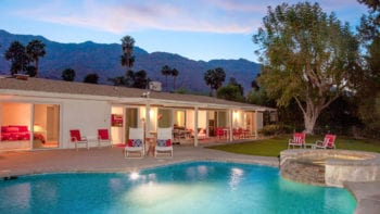 Walt Disney's Technicolor Dream House, Palm Springs,