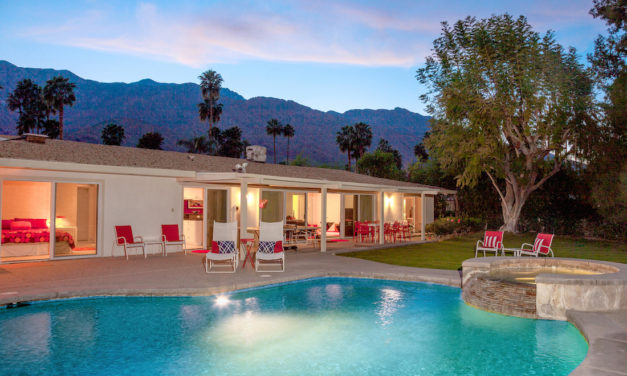 Dreaming with Disney in Palm Springs