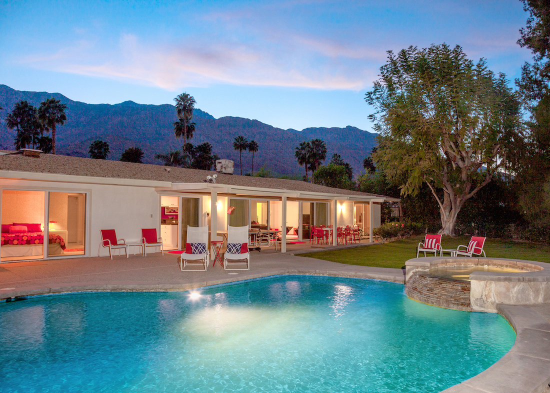 Walt Disney's Technicolor Dream House, Disney Palm Springs