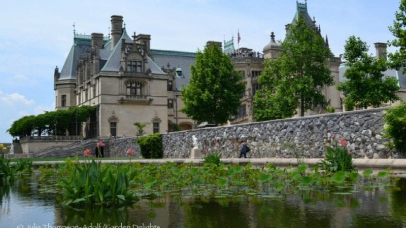 Beautiful Biltmore Estate in Asheville, NC, offers opulent history and lovely grounds to entertain the entire family.