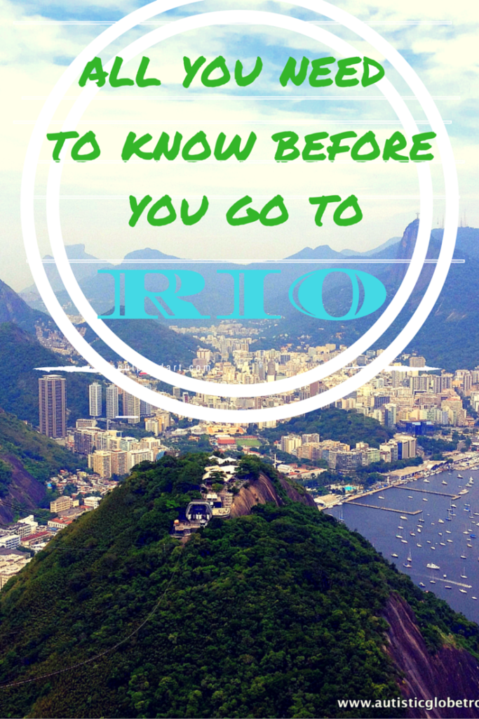 All you need to know before you go to RIO PIN