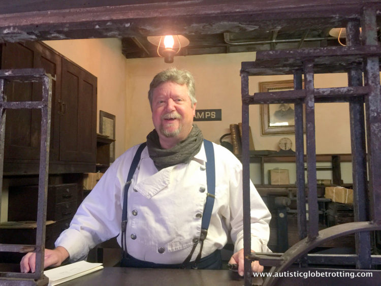Knotts Berry Farm Brings the Old West to Life for Families postmaster