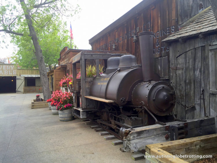 Knotts Berry Farm Brings the Old West to Life for Families BORAX TRAIN