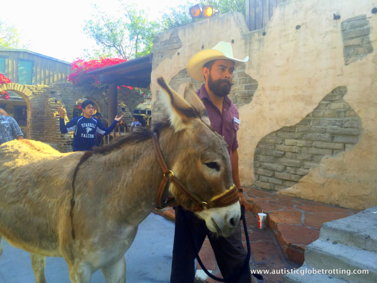 Knotts Berry Farm Brings the Old West to Life for Families gold miner