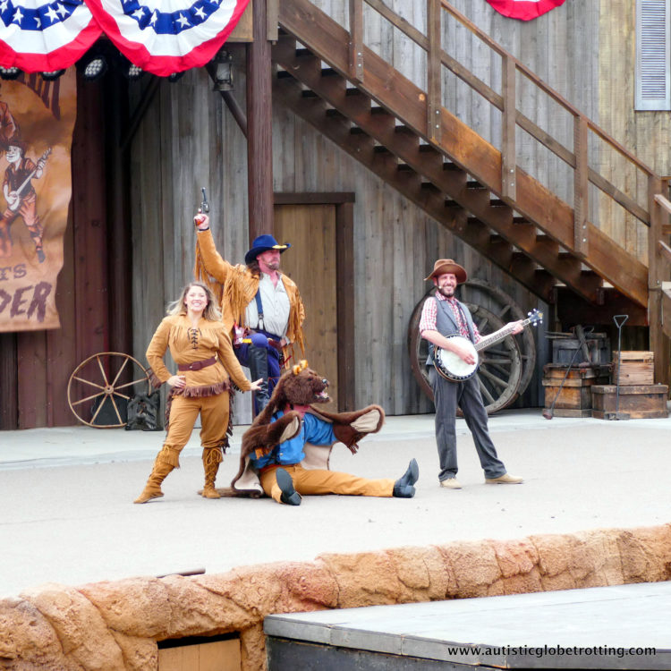 Knotts Berry Farm Brings the Old West to Life for Families show