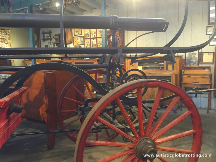 Knotts Berry Farm Brings the Old West to Life for Families museum
