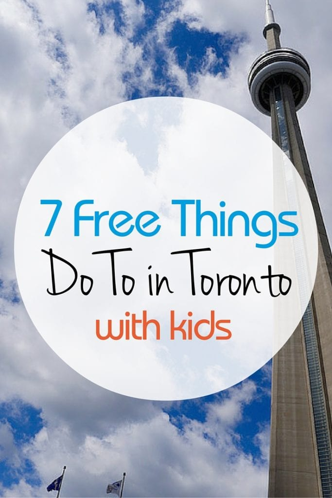 7 Free Things to Do in Toronto this Summer!
