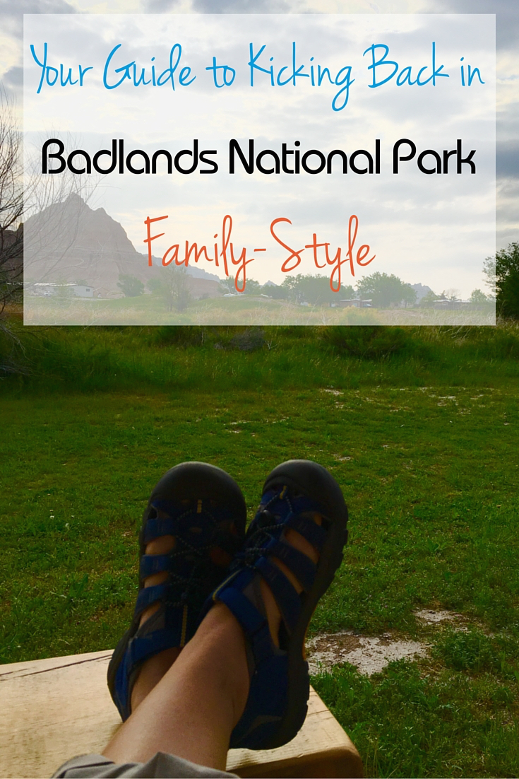Badlands National Park helps families share adventure and reconnect as a family. national parks for kids,
