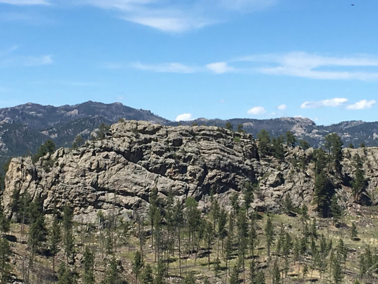 Black Hills, South Dakota,