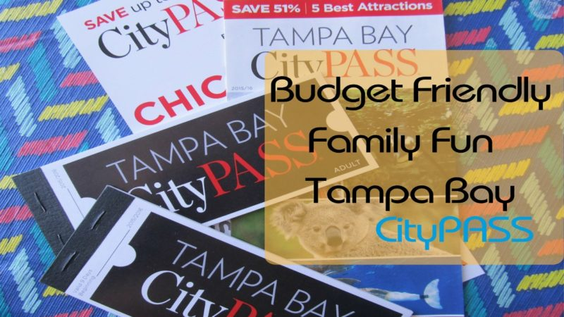 Budget Friendly Tampa Bay CityPASS