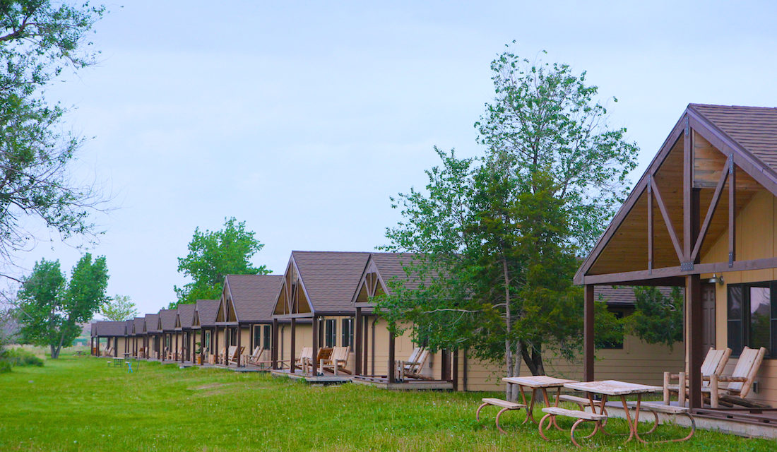 Lodge Review: Cedar Pass Lodge in Badlands National Park, South Dakota