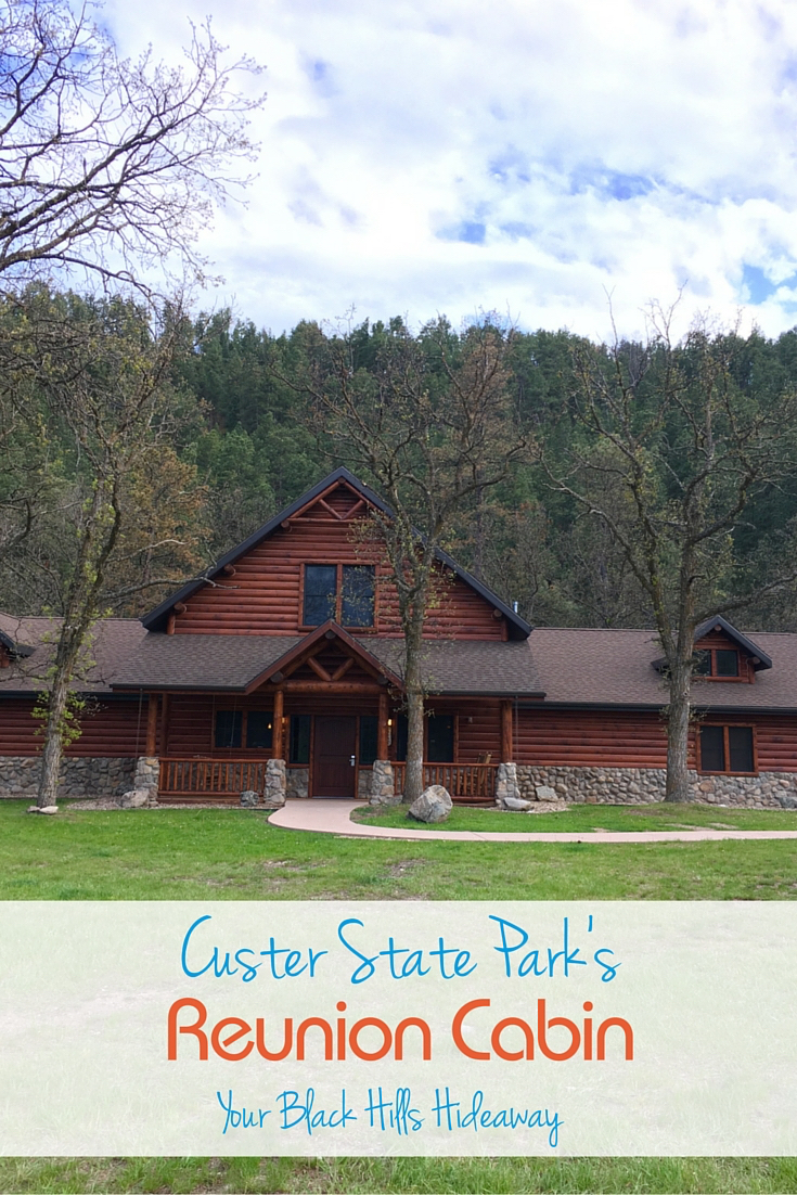Custer State Park, Cabins in the Black Hills, Reunion Cabin,