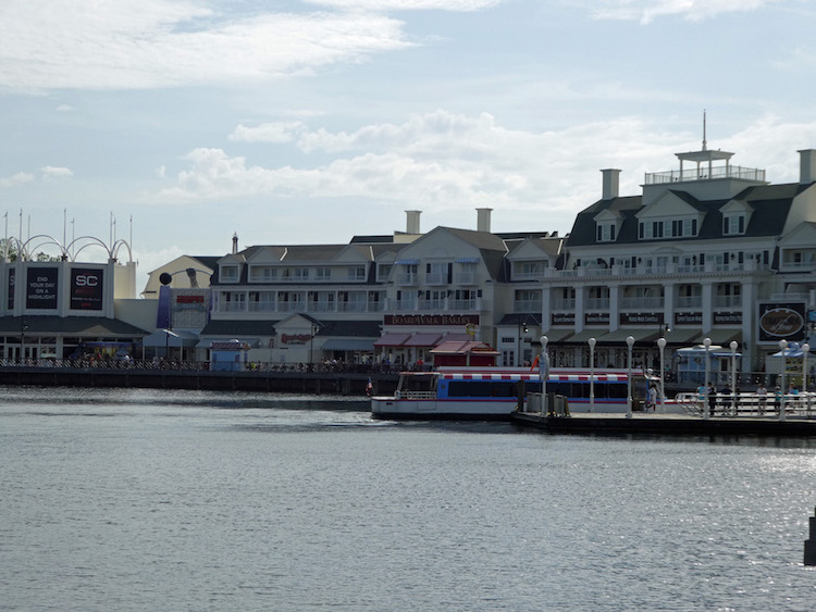 There are plenty of options when dining at Disney's BoardWalk