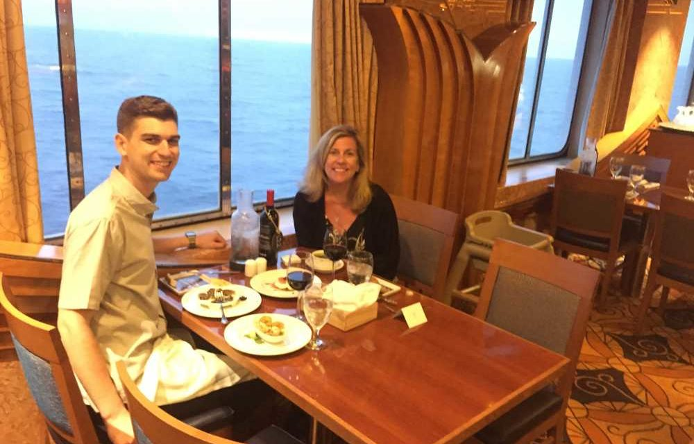 Short, Relaxing Family Cruise on Carnival Inspiration