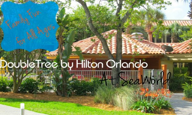 The DoubleTree by Hilton Orlando at SeaWorld: One-Stop Family Fun for All Ages