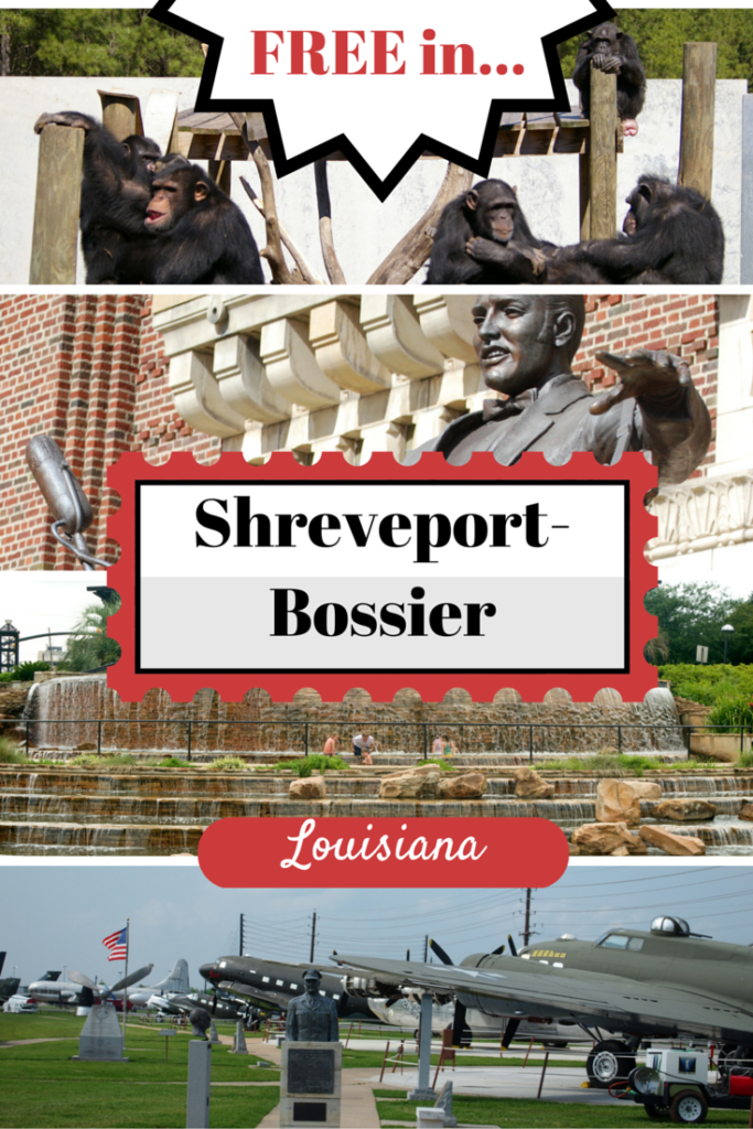 Chimpanzees and Elvis - Free things to do in Shreveport-Bossier, Louisiana