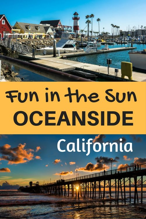 what to do in oceanside california